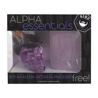 Alpha Essentials - Beard, Hair & Tattoo Oil with Soap