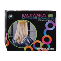 Backwards Bibs - 50 Count