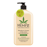 Mandarin Orange & Key Lime Moisturizer Bonus Size