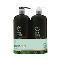 Tea Tree Special Color Shampoo, Conditioner Liter Duo
