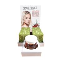 Refinee Hydrating Gel Mask - 5 Count