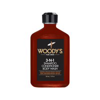 3-IN-1 Shampoo, Conditioner, Body Wash