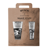 MVRCK Shave Stuff