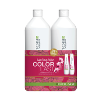 Biolage ColorLast Shampoo, Conditioner Liter Duo