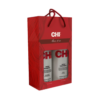 CHI Infra Shampoo, Conditioner Liter Duo