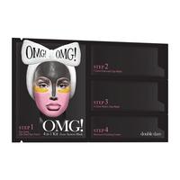 OMG! 4-in-1 Kit Zone System Face Mask
