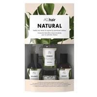 Natural Hair Care Starter Kit