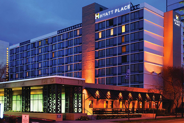 Hyatt Place Downtown