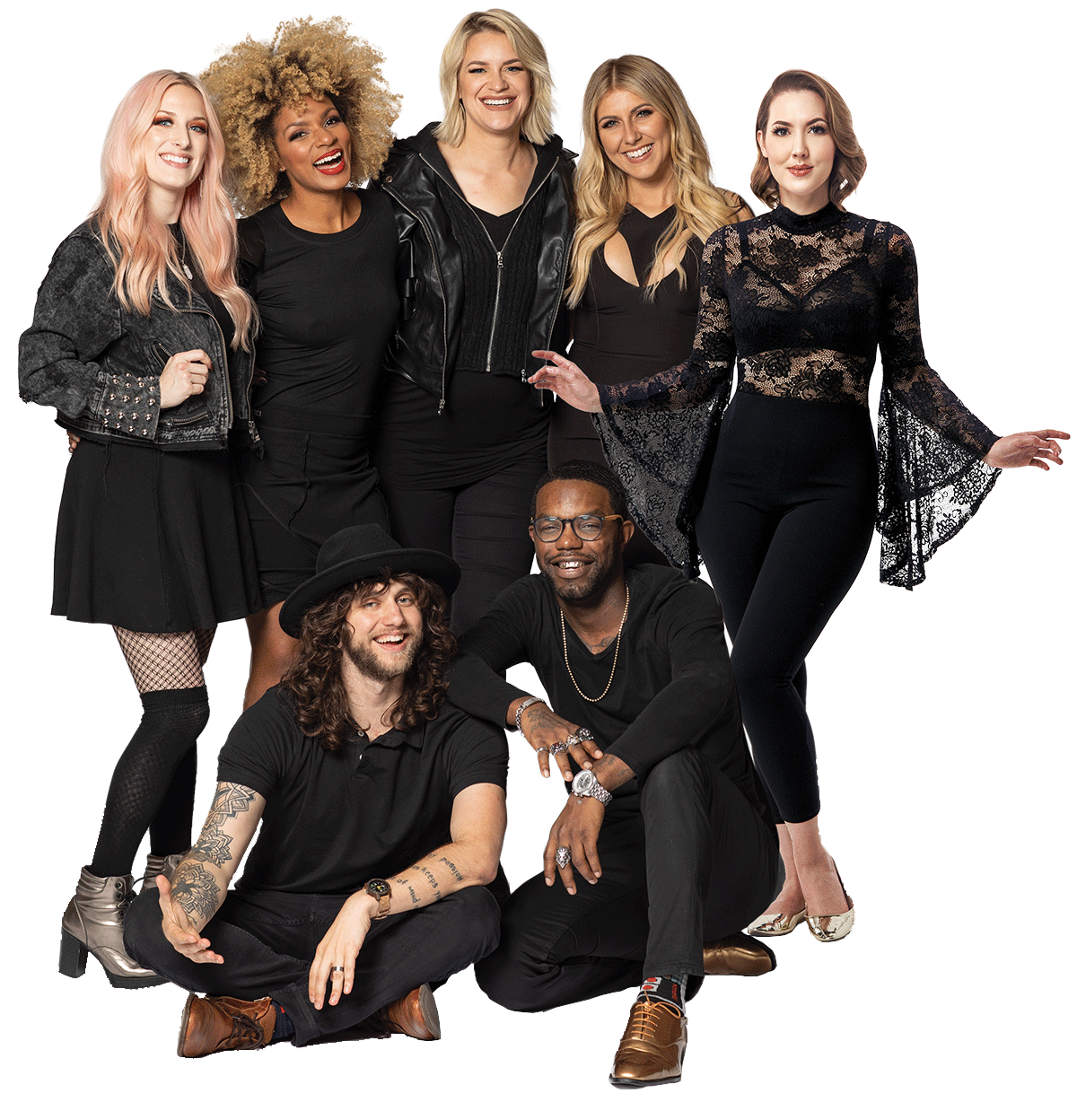 2019 CosmoProf Artistic Team