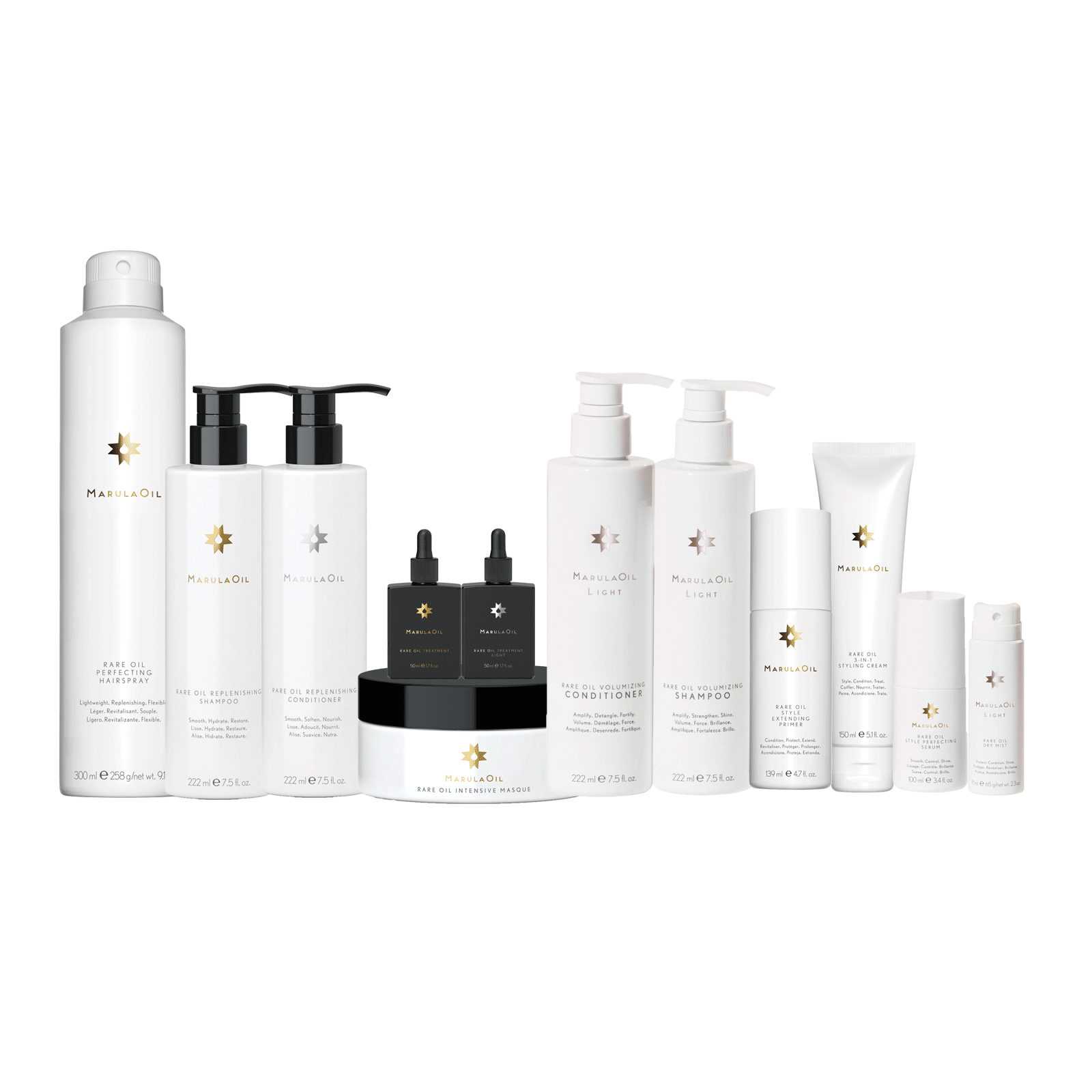MarulaOil Stylist Intro - John Paul Mitchell Systems | CosmoProf