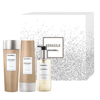 KeraSilk Control Shampoo, Conditioner Holiday Duo