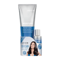 Moisture Recovery Shampoo, Treatment Balm Duo