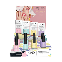Shellac & Vinylux, Chic Shock - 24 Count Display