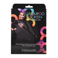 Shampoo Screen Cape