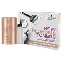BlondMe Bond Enforcing Toning Kit, Lightener