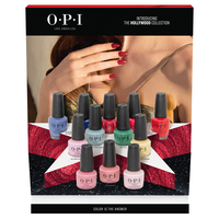 Hollywood Collection Nail Lacquer 12-piece Display