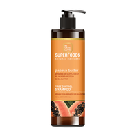SuperFoods Papaya Frizz Control Shampoo