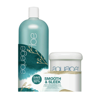 Smoothing Shampoo, Healing Conditioner Duo