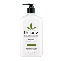 Original Body Herbal Moisturizer Collection