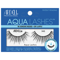Aqua Water Activated Strip Lashes #343