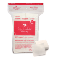 Petite Silken Wipes™  2 Inch x 2 Inch - 200 Count