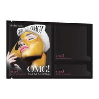 OMG! 3-in-1 Peel Off Face Mask