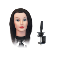 Miss Heather Mannequin Head with Holder
