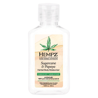 Sugarcane & Papaya Herbal Body Moisturizer
