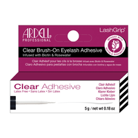 Clear Brush-On EyeLash Adhesive