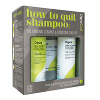 DevaCurl How To Quit Shampoo