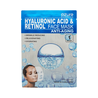 Azure Retinol & Hyaluronic Acid Face Mask