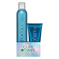 Curl Defining Creme, Finishing Spray HVOC Duo