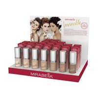 Invincible Anti-Aging Foundation Display
