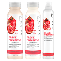 PureMix Fresh Pomegranate Shampoo, Conditioner & Hairspray