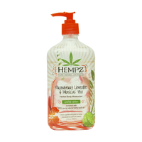 Strawberry Limeade/Hibiscus Tea Herbal Body Moisturizer