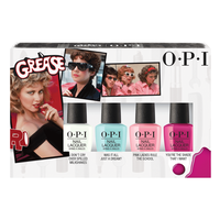 Grease - Nail Lacquer 4 Count Mini Kit