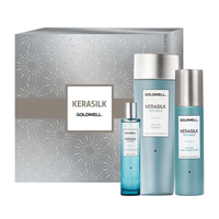 Kerasilk Repower Shampoo, Conditioner, Hair Perfume