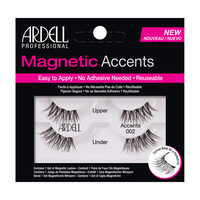 Magnetic Accents Lashes #002 Demi Wispies
