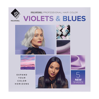 The Demi Violet and Blues Sample Kit