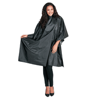 Betty Dain All Purpose Black Chemical Cape