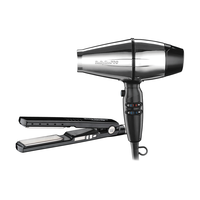 SteelFX Dryer, NT Black Flat Iron 1.5 Inch