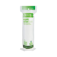 ProCare Organic Cotton Rounds - 80 Count