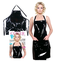 Metro Black Bleach Proof Apron