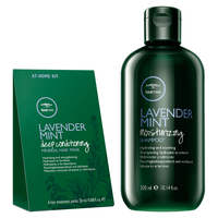 Tea Tree Lavender Mint Mask, Moisturizing Shampoo