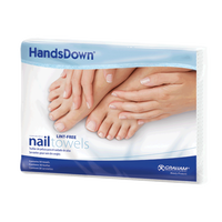 Nail Care Lint Free Towels, 12''x16''