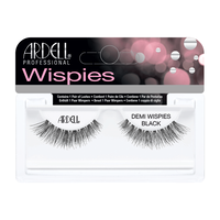 InvisiBands Glamour Lashes Demi Wispies-Black