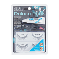 Deluxe Lashes 110 Twin Pack Black