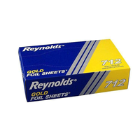 Reynolds Gold Pop Up Aluminum Foil Sheets
