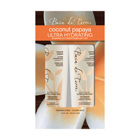 Coconut Papaya Ultra Hydrating Shampoo, Conditioner