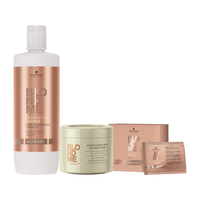 BlondMe Detoxifying System Kit